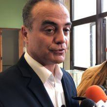 """kozan.gr: Θ. Καρυπίδης: """"Να παρθεί πίσω αυτή η απόφαση (ΣΟΚ) του Κ. Μητσοτάκη, για τη βίαιη απολιγνιτοποίηση – Αυτό θα ζητήσουμε στη σημερινή συνεδρίαση του Π.Σ. Δ. Μακεδονίας"""" (Βίντεο)"""