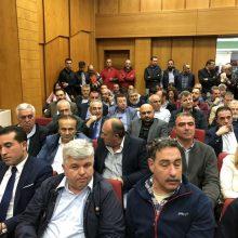 kozan.gr: Γεμάτη η αίθουσα του περιφερειακού συμβουλίου, με πολίτες και εκπροσώπους φορέων, για τη σημερινή έκτακτη συνεδρίαση με θέμα τις ενεργειακές εξελίξεις (Φωτογραφίες)