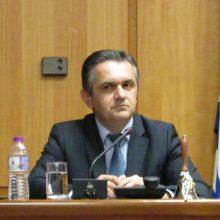 Eνημερωτική συνάντηση, παρουσία κλιμακίου της Παγκόσμιας Τράπεζας, στην αίθουσα συνεδριάσεων του Περιφερειακού Συμβουλίου Δ. Μακεδονίας, την Δευτέρα 7 Οκτωβρίου