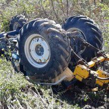 kozan.gr: Κοζάνη: 42χρονος βρήκε τραγικό θάνατο όταν τον καταπλάκωσε το τρακτέρ που οδηγούσε   (Φωτογραφίες & Βίντεο)