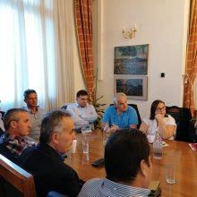 Η μετάβαση στην μεταλιγνιτική εποχή στο επίκεντρο της συζήτησης στην πρώτη συνάντηση οργάνου με συμμετοχή επιμελητηρίων/ κοινωνικών/επιστημονικών/επαγγελματικών φορέων (Φωτογραφίες)