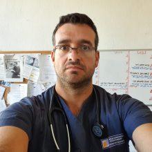 kozan.gr: Τη σημαντικότητα της δημιουργίας Αιμοδυναμικού εργαστηρίου στο Γ.Ν. Κοζάνης επισημαίνει, γι' ακόμη μια φορά, ο Καρδιολόγος, Επιμελητής Β', του Γ.Ν. Κοζάνης, Ε. Κουλούρης (Βίντεο)