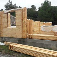 kozan.gr: Ξεκίνησε η συναρμολόγηση του «Οικίσκου του Επιστάτη» στην είσοδο του δάσος Κουρί στην Κοζάνη, στο πλαίσιο των εργασιών ανάπλασης  (Φωτογραφίες)