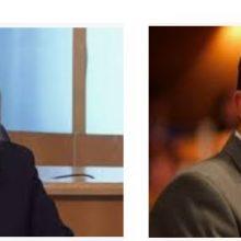 Μαρίλιζα Ξενογιαννακοπουλου και Νίκος Παππάς, το Σάββατο 19 Οκτωβρίου, στις 7:00 το απόγευμα, στο πνευματικό κέντρο Πτολεμαΐδας, σε εκδήλωση του ΣΥΡΙΖΑ με θέμα «Συζητάμε σήμερα για το αύριο της χώρας»