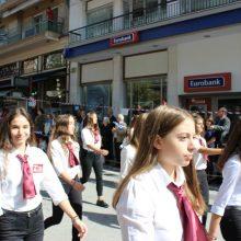 kozan.gr: 800 φωτογραφίες από τη σημερινή παρέλαση στην Κοζάνη για τον εορτασμό της 107ης επετείου της απελευθέρωσης της πόλης από τον Τουρκικό Ζυγό