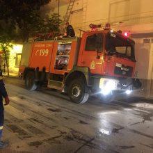 Πτολεμαΐδα: Φωτιά σε μονοκατοικία στη συμβολή των οδών Δημοκρατίας και Διοικητηρίου – Άμεση επέμβαση της πυροσβεστικής (Φωτογραφίες)