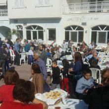 kozan.gr: Γεύτηκαν κάστανα και κρασί στο Εμπόριο Εορδαίας, στο πλαίσιο της 9ης γιορτής Κάστανου (Φωτογραφίες & Βίντεο)