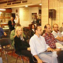 kozan.gr:  Δημήτρης Μπράτης αντιπρόεδρος  ΑΔΕΔΥ από την Κοζάνη: «Δεν θα δεχτούμε καμιά ιδιωτικοποίηση της κοινωνικής ασφάλισης. Η προηγούμενη κυβέρνηση έκρυβε τα εκκαθαριστικά σημειώματα» (Βίντεο & Φωτογραφίες)