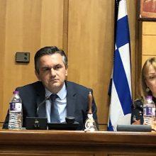 "Kozan.gr: Κατά πλειοψηφία, με 21 υπέρ, ψηφίστηκε, από το Περιφερειακό Συμβούλιο, η υποβολή πρότασης, από την Π.Δ. Μακεδονίας, για το έργο κατασκευής της σήραγγας της Κλεισούρας, προϋπολογισμού 70 εκ. ευρώ – Ο Περιφερειάρχης ανέφερε, αυτολεξεί: ""Να γίνει αυτό το βουνό της Κλεισούρας, ο τόπος μαρτυρίου των Δυτικομακεδόνων, ένα σημείο αναφοράς της ενότητας των ΔυτικοMακεδόνων και να περάσει αυτό το μήνυμα σε όλη την Ευρώπη""  (Βίντεο)"