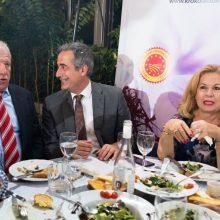 Εκδήλωση γαστρονομικού και ενημερωτικού χαρακτήρα για την προώθηση του ΚΡΟΚΟΥ ΚΟΖΑΝΗΣ ΠΟΠ πραγματοποιήθηκε στην Αθήνα