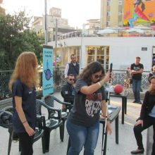 kozan.gr: Κοζάνη: Βιωματική δράση, με αφορμή την Παγκόσμια Ημέρα Λευκού Μπαστουνιού, διοργάνωσε το απόγευμα του Σαββάτου 19/10, ο Σύλλογος Τυφλών Δυτικής Μακεδονίας  (Bίντεο & Φωτογραφίες)