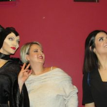 "kozan.gr: Η ""Μαλέφισεντ"" (από την Make Up Artist Έλλη Θεοδωρίδου) στο σινεμά Ολύμπιον στην Κοζάνη (Φωτογραφίες)"