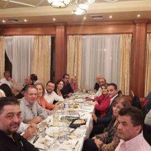 kozan.gr: Το γεύμα που ακολούθησε, μετά την Ανοιχτή Γενική Συνέλευση της Νομαρχιακής Επιτροπής Κοζάνης του ΣΥΡΙΖΑ στην Πτολεμαΐδα, παρουσία των Ν. Παππά & Μ. Ξενογιαννακοπούλου (Φωτογραφίες)