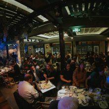 kozan.gr: Κοζάνη: Άνοιξε τις πόρτες του, το βράδυ του Σαββάτου 19/10, το «μουσικό μεζεδοπωλείο» Villa Mezedes – Ωραίο φαγητό, με πολύ κέφι και πολύ χορό (Φωτογραφία & Βίντεο)