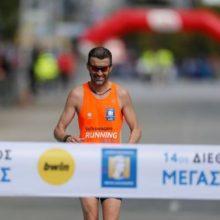 Ένας μεγάλος αθλητής σταματά την ενεργό δράση. Ο εκ Κοζάνης Μιχάλης Παρμάκης έτρεξε τον τελευταίο αγώνα στον Νυχτερινό Ημιμαραθώνιο Θεσσαλονίκης