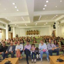 kozan.gr: Κοζάνη: Mεγάλο ενδιαφέρον για την ημερίδα με θέμα «Kλείνω ένα ραντεβού με τη ζωή», που διοργάνωσε ο Δήμος Κοζάνης σε συνεργασία με το σύλλογο Καρκινοπαθών Κοζάνης, το πρωί της Κυριακής 20 Οκτωβρίου, στο Κοβεντάρειο στην Κοζάνη  (Φωτογραφίες & Βίντεο)
