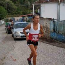 kozan.gr: Η Σταυρούλα Παπαβασιλείου, από το Σύλλογο Δρομέων Υγείας Κοζάνης, στο νυχτερινό ημιμαραθώνιο Θεσσαλονίκης, έκανε πανελλήνιο ρεκόρ στην κατηγορία της