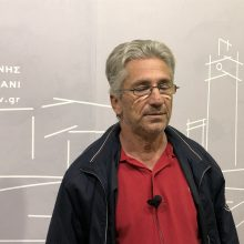 "kozan.gr: Σ. Δημητριάδης (Πρόεδρος Καπνοχωρίου): ""Δεν υπάρχουν λάμπες μέσα στο χωριό, έχουν ""καεί"", αλλά δεν έχει γίνει τίποτα. Επίσης υπάρχει πρόβλημα και με το χώρο όπου λειτουργεί το ιατρείο"" (Βίντεο)"
