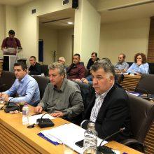 "kozan.gr: Ένταση στο Δ.Σ. Κοζάνης: Σημανδράκος σε Ιωαννίδη: ""Nα πάρει θέση και να καταδικάσει τις δηλώσεις Μιχούλα"" – Τι απάντησε ο Λ. Ιωαννίδης (Βίντεο)"