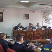 Συνεδρίαση του Σ.Τ.Ο. Πολιτικής Προστασίας Δήμου Εορδαίας (Φωτογραφίες & Βίντεο)