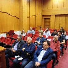 kozan.gr: Γ. Βαβλιάρας, σε εκδήλωση στην Κοζάνη, για την επιχειρηματικότητα: «Από την πλευρά μας, ως περιφερειακή αρχή δηλώνουμε την αμέριστη συμπαράσταση μας στους επιχειρηματίες. Άνθρωποι του μόχθου και της επιχειρηματικότητας είναι προτεραιότητα για μας» (Φωτογραφίες & Βίντεο)