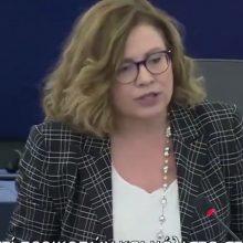 """Μ. Σπυράκη: """"Χρειαζόμαστε επιπλέον κονδύλια  στον προϋπολογισμό 2021-2027 για την χρηματοδότηση του Ταμείου Δίκαιης Μετάβασης ώστε να ενισχυθούν οι 41 Περιφέρειες που εξαρτώνται από τον άνθρακα, όπως η Δυτική Μακεδονία"""" (Bίντεο)"""