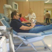 Ο Σύλλογος Εθελοντών Αιμοδοτών Αιμοπεταλιοδοτων Σταγόνα Ελπίδας συνεχίζει τον αγώνα του με μεταφορά εθελοντών για να δώσουν αιμοπετάλια στα νοσοκομεία της Θεσσαλονίκης και Ιωαννίνων
