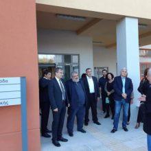 Επίσκεψη του Δημάρχου Εορδαίας στους χώρους του Μποδοσάκειου Νοσοκομείου που θα παραχωρηθούν στην Σχολή Επιστημών Υγείας του Πανεπιστημίου Δυτικής Μακεδονίας (Δελτίο τύπου)