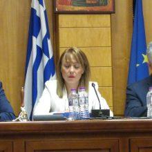 kozan.gr: Mε αντιπαράθεση μεταξύ Περιφερειάρχη Γ. Κασαπίδη και Θ. Καρυπίδη η έναρξη της σημερινής συνεδρίασης του Περιφερειακού Συμβουλίου (Βίντεο)