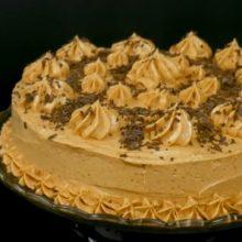 Tο foodaholics.gr προτείνει εντυπωσιακό γλυκό για τη γιορτή του Αγίου Δημητρίου