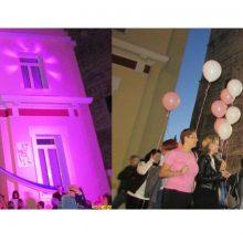 kozan.gr: Το Δημαρχείο της Κοζάνης έγινε ροζ (48 Φωτογραφίες & Βίντεο)