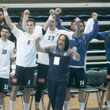 Κλειστό Λευκόβρυσης: Ελλάδα- Ισραήλ 26-25 – Σημαντική νίκη της Εθνικής Ανδρών για τα προκριματικά του Παγκοσμίου Πρωταθλήματος του 2021
