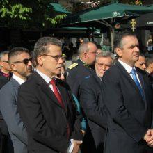 kozan.gr: Ώρα 11:10 π.μ.: Η επιμνημόσυνη δέηση στην κεντρική πλατεία Κοζάνης, με αφορμή τη σημερινή επέτειο της 28ης Οκτωβρίου (Φωτογραφίες & Βίντεο)