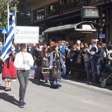 kozan.gr: ΟΛΗ η σημερινή μαθητική και στρατιωτική παρέλαση για την επέτειο της 28ης Οκτωβρίου στην Κοζάνη (Βίντεο 32′)