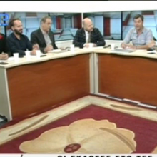 """kozan.gr: Διασταύρωσαν τα """"ξίφη"""" τους οι 5 υποψήφιοι για την προεδρία της Δ.Ε. του ΤΕΕ Δ. Μακεδονίας (Bίντεο)"""