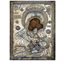 Υποδοχή εικόνα Παναγίας Ζιδανιώτισσας, την Τετάρτη 30 Ὀκτωβρίου στις 17:00, στα Σέρβια
