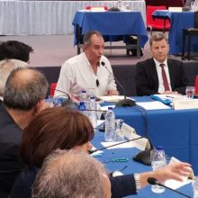 Aδαμίδης: Σε πέντε χρόνια η Μεγαλόπολη θα μείνει με το μισό πληθυσμό – Ειδική Συνεδρίαση Περιφέρειας Πελοποννήσου για τις μονάδες της ΔΕΗ στη Μεγαλόπολη -Ειδική Συνεδρίαση Περιφέρειας Πελοποννήσου για τις μονάδες της ΔΕΗ στη Μεγαλόπολη