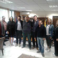 Περιοδεία Δημοκρατικής Κίνησης Μηχανικών, Τμήμα Δυτικής Μακεδονίας, ενόψει των εκλογών του ΤΕΕ (Φωτογραφίες)