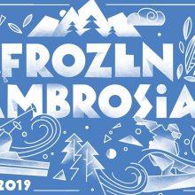 Έναρξη περιοδεία 2019 της Frozen Ambrosia με 4 ολοκαίνουριες ταινίες,  την Τετάρτη 6/11 Κοζάνη στον Κινηματογράφο  Ολύμπιον