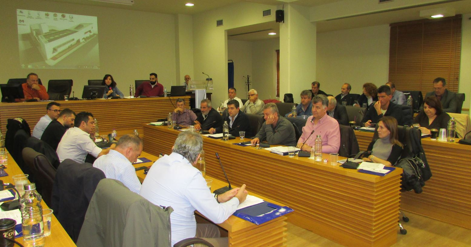 Συνεδριάσεις του Δημοτικού Συμβουλίου Κοζάνης, τη Δευτέρα 16 Δεκεμβρίου και ώρα 19.00 και 20.30