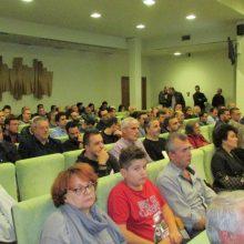 "kozan.gr: Κοζάνη: Eπαγγελματίες & ιδιώτες οδηγοί ενημερώθηκαν για τα δικαιώματα και τις υποχρεώσεις τους στην Ελληνική κι Αλβανική Επικράτεια, στο πλαίσιο ημερίδας με θέμα ""Οδική Ασφάλεια Χωρίς Σύνορα"", που διοργάνωσε η Γενική Περιφερειακή Αστυνομική Διεύθυνση Δυτικής Μακεδονίας  (60 φωτογραφίες & Βίντεο 10′)"