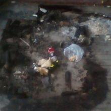 kozan.gr: Καταγγελία αναγνώστριας: Εικόνες, από το Ξενία Κοζάνης, που προκαλούν θλίψη – Άγνωστοι έβαλαν φωτιά