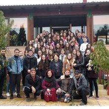 Επισκέψεις των πρωτοετών φοιτητών του τμήματος Εργοθεραπείας του Πανεπιστημίου Δυτικής Μακεδονίας στο κέντρο φροντίδας του Συλλόγου ΑμεΑ Δυτικής Μακεδονίας (Πτολεμαΐδα), στην Κιβωτό ΑμεΑ και στους Ταξιδευτές της Ελπίδας (Άργιλο Κοζάνης) και στη Β ΜΕΝΝ του ΑΠΘ στο ΓΝ Παπαγεωργίου
