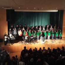 Εμφάνιση της παιδικής και εφηβικής χορωδίας του Συλλόγου Φίλων Μουσικής «Βελβεντινές Φωνές» στη Θεσσαλονίκη (Bίντεο & Φωτογραφία)