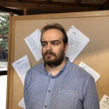 "kozan.gr: Θ. Χαστάς για την αναστολή έναρξης λειτουργίας 6 τμημάτων του Πανεπιστημίου Δ. Μακεδονίας: ""Τόσο η τωρινή κυβέρνηση της ΝΔ όσο κι η προηγούμενη του ΣΥΡΙΖΑ δε βλέπουν απέναντί τους φοιτητές αλλά πελάτες"" (Βίντεο)"
