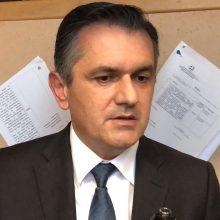 "kozan.gr: Γ. Κασαπίδης για την αναστολή έναρξης λειτουργίας 6 τμημάτων του Πανεπιστημίου Δ. Μακεδονίας: ""Έχω επικοινωνήσει με τον Πρύτανη του Πανεπιστημίου Δ. Μακεδονίας να πάρουμε όλα τα απαραίτητα μέτρα για τη βιωσιμότητα των σχολών και τμημάτων αυτών που τίθενται σε αναστολή – Η πρυτανική αρχή θα αναλάβει την τεκμηρίωση της σκοπιμότητας"" (Bίντεο)"