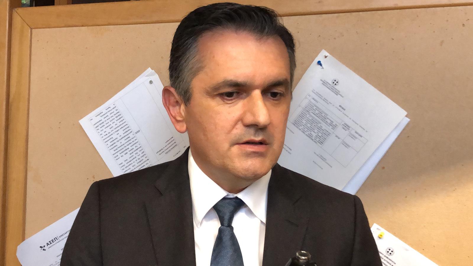 Την υποβολή προτάσεων στο ΠΕΠ Δυτικής Μακεδονίας και για δράσεις πρόληψης και αντιμετώπισης του κορωνοϊού, ζητάει με επιστολή του από τους φορείς υγείας (3η ΥΠΕ, Νοσοκομεία, ΕΚΑΒ) ο Περιφερειάρχης Δυτικής Μακεδονίας
