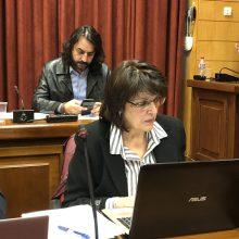 "kozan.gr: Γ. Ζεμπιλιάδου για την αναστολή έναρξης λειτουργίας 6 τμημάτων του Πανεπιστημίου Δ. Μακεδονίας: ""Η Δ. Μακεδονία δεν αντέχει άλλη συρρίκνωση σε οποιαδήποτε οικονομική της δραστηριότητα και κυρίως δεν αντέχει αυτές οι αποφάσεις να έρχονται ξαφνικά χωρίς καμιά συζήτηση. Ειδικά στην περίπτωση του Πανεπιστημίου θεωρώ ότι είναι απαράδεκτο…Εμείς δε θέλουμε ψήφισμα, εμείς θέλουμε να φέρετε την πρόταση της κυβέρνησης για το τι θα γίνει στην Δ. Μακεδονία"" (Βίντεο)"
