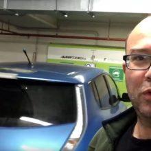 Ο Θάνος Τουρτούρας από την Κοζάνη, στο ταξίδι του από την Κοζάνη στη Θεσσαλονίκη, με το ηλεκτρικό αυτοκίνητο του Nissan Leaf – Πόσο εύκολο είναι να κάνεις 260 χιλιόμετρα σε μία ημέρα με ένα μικρό ηλεκτρικό αυτοκίνητο πόλης; (Βίντεο)