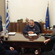 Μετεγκατάσταση του τομέα ΕΚΑΒ Πτολεμαΐδας, ζήτησε, από το Δήμαρχο Εορδαίας Π. Πλακεντά, το εργασιακό σωματείο ΕΚΑΒ Δυτικής Μακεδονίας
